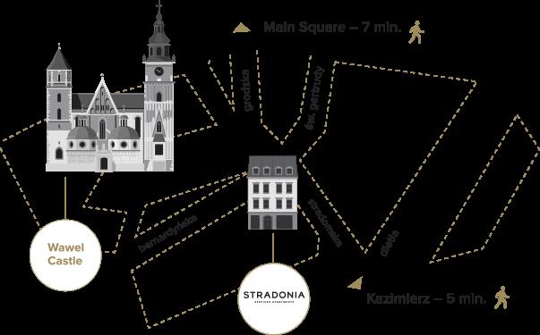 Stradonia Map